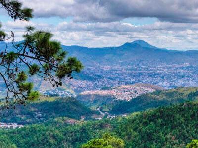 Honduras климат2