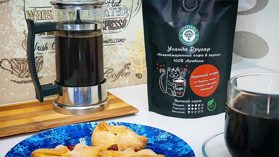 Как заварить кофе во френч прессе